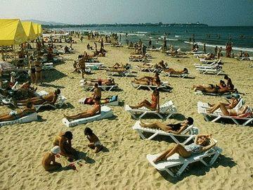 Пляж Санаторий Россиянка