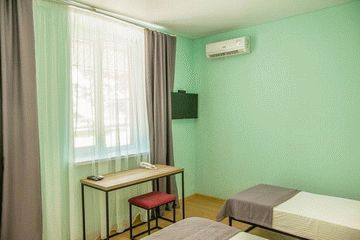 Отель в Джемете Ателика Олимп