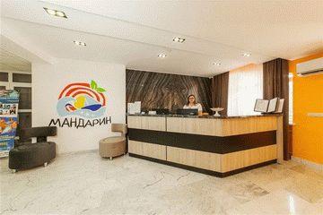 Отель «Мандарин» в Анапе