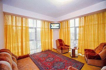 Гостиница Альтаир в городе Анапа