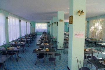 Пансионат Нико в Витязево
