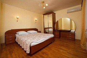 Отель Черноморье в Анапе