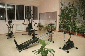 Спортзал - Оздоровительный центр Элита - Анапа
