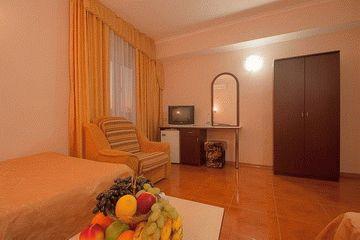 Отель Посейдон в Витязево