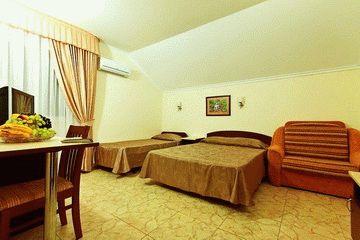 Отель Посейдон Витязево