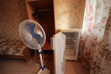 Комната в гостевом доме в Сукко