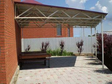 Гостиница в посёлке Волна - частный сектор