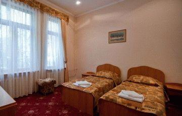 Отель в Ялте