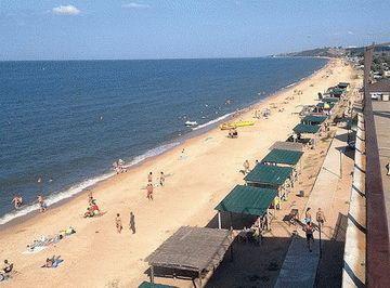 База отдыха «Золотой Пляж» в Пересыпи