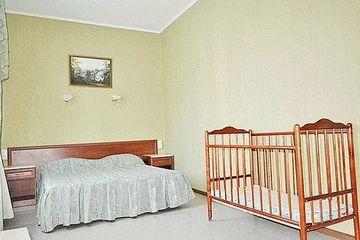 Отель Флора в Витязево