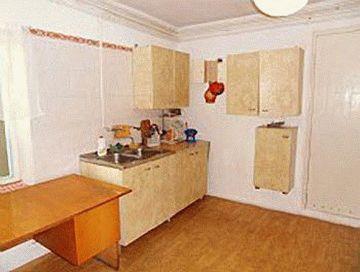 Кухня в частном секторе Геленджика