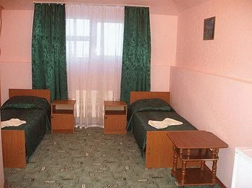 Отель Максимус в Анапе