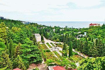 Санаторий Алушта в Крыму