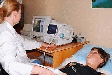Лечебное отделение санатория Кирова