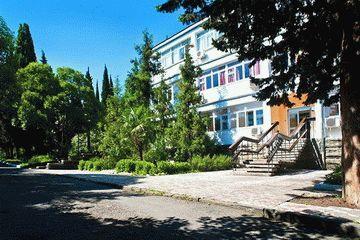 Санаторий Лазаревское в Сочи