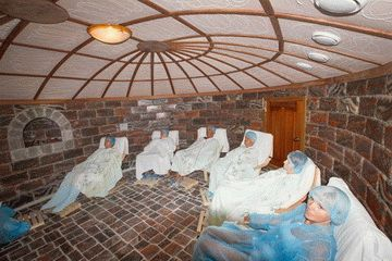 Санаторий Магадан в Сочи