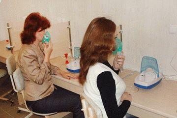 Лечение в санатории Саки