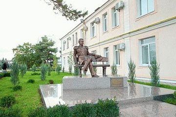 Санаторий им. Пирогова - Саки