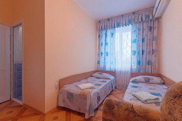 Отель Посейдон в Анапе