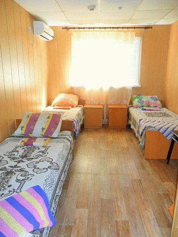 База отдыха Тамань на курорте Анапа