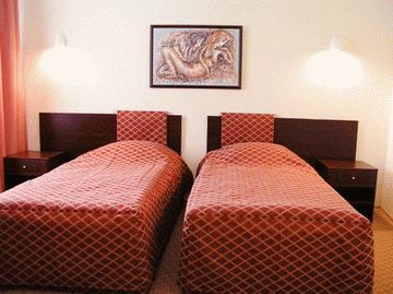 Парк-отель в Анапе