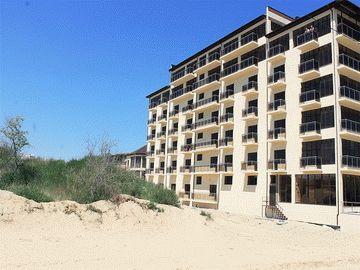 Пляж - отель «Luna» в Анапе