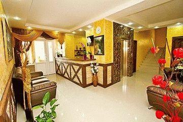 Гостиница Сибирь в Джемете
