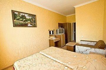Гостиница Сибирь в Джемете на курорте Анапа