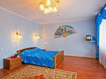 Санаторий Дюна в Витязево