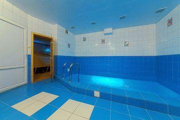 Комплекс гостиниц Черноморская в Анапе