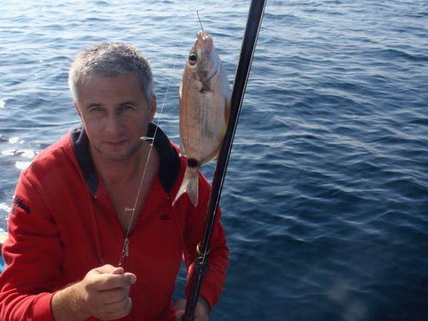 рыбалка в хосте