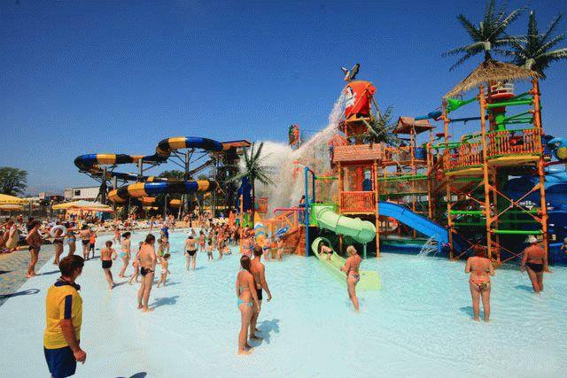 Сайт отеля Анапы с бассейном для отдыха с детьми  Отель