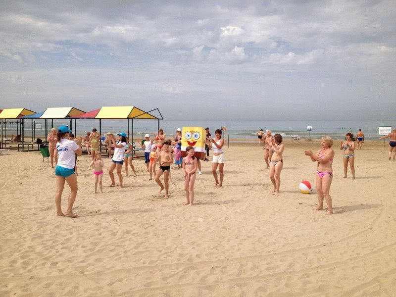 массу фото пляж санаторий родник анапа актриса