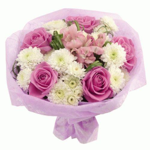 Доставка цветов в калиниграде как сделать букет из брошей на свадьбу
