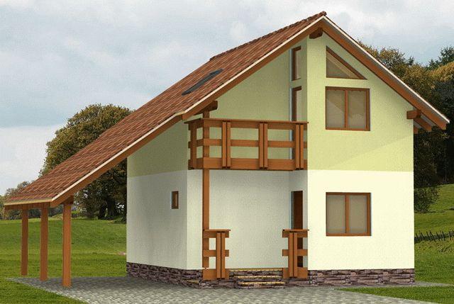 Паллада эко юг строительство домов