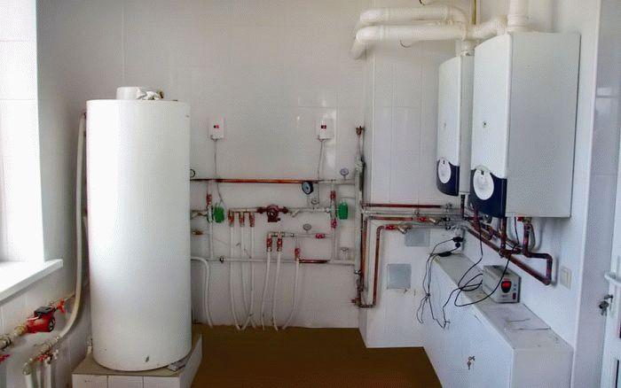 Отопление в Анапе