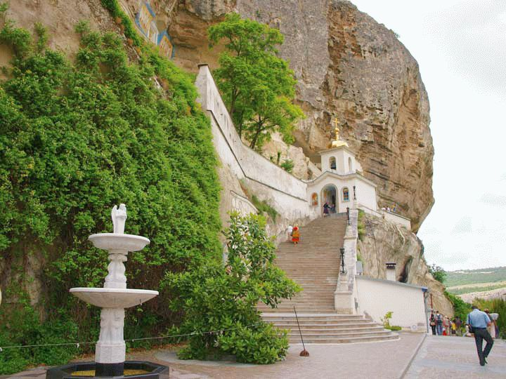 Крым для туристов