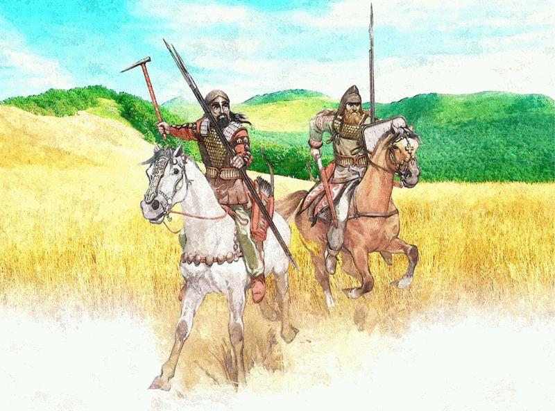 Меоты и кочевники доклад 4796