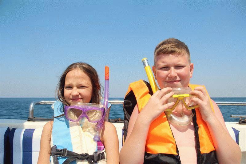 Санатории для детей в Крыму