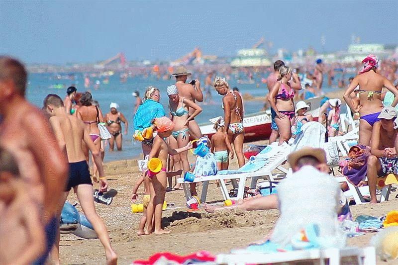 Лучшие пляжи в Анапе
