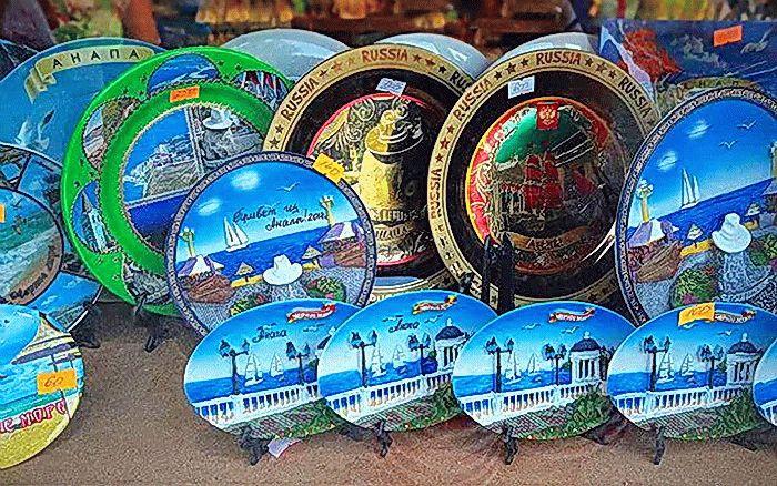 Какие сувениры привезти из Анапы