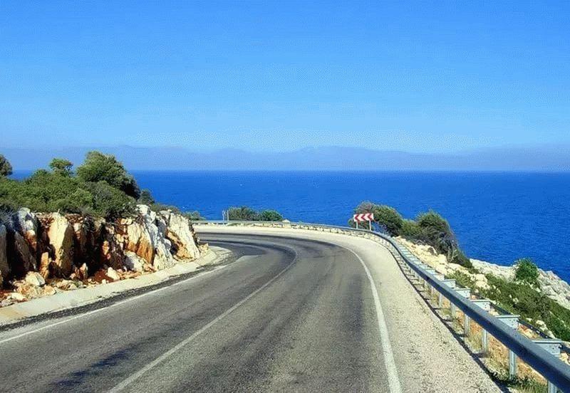 Сколько ехать до Анапы