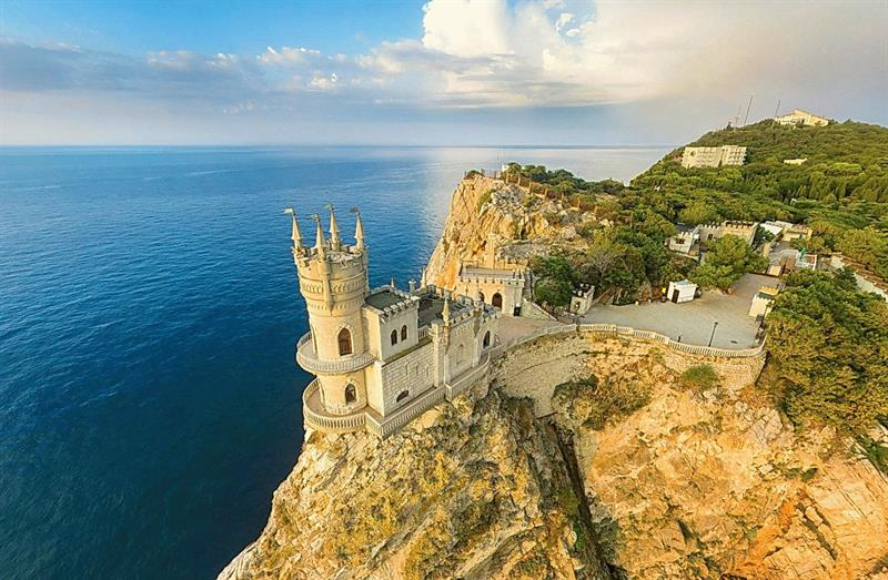 Где лучше - в Крыму или в Анапе