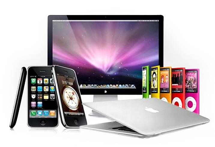 Ремонт техники Apple в Анапе
