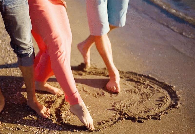Лечение песком