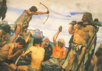 Кубань в эпоху каменного века
