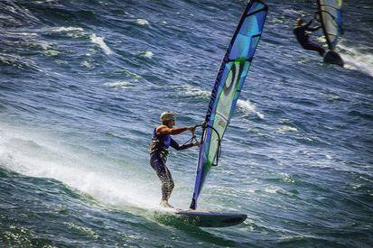 Серфинг в Анапе — Виндсерфинг