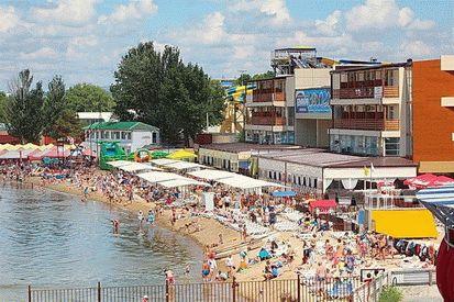 Курорт Анапа в июне месяце
