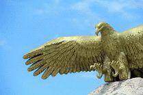 Памятник Орел Анапа