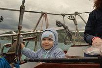 Морские прогулки на яхте с детьми